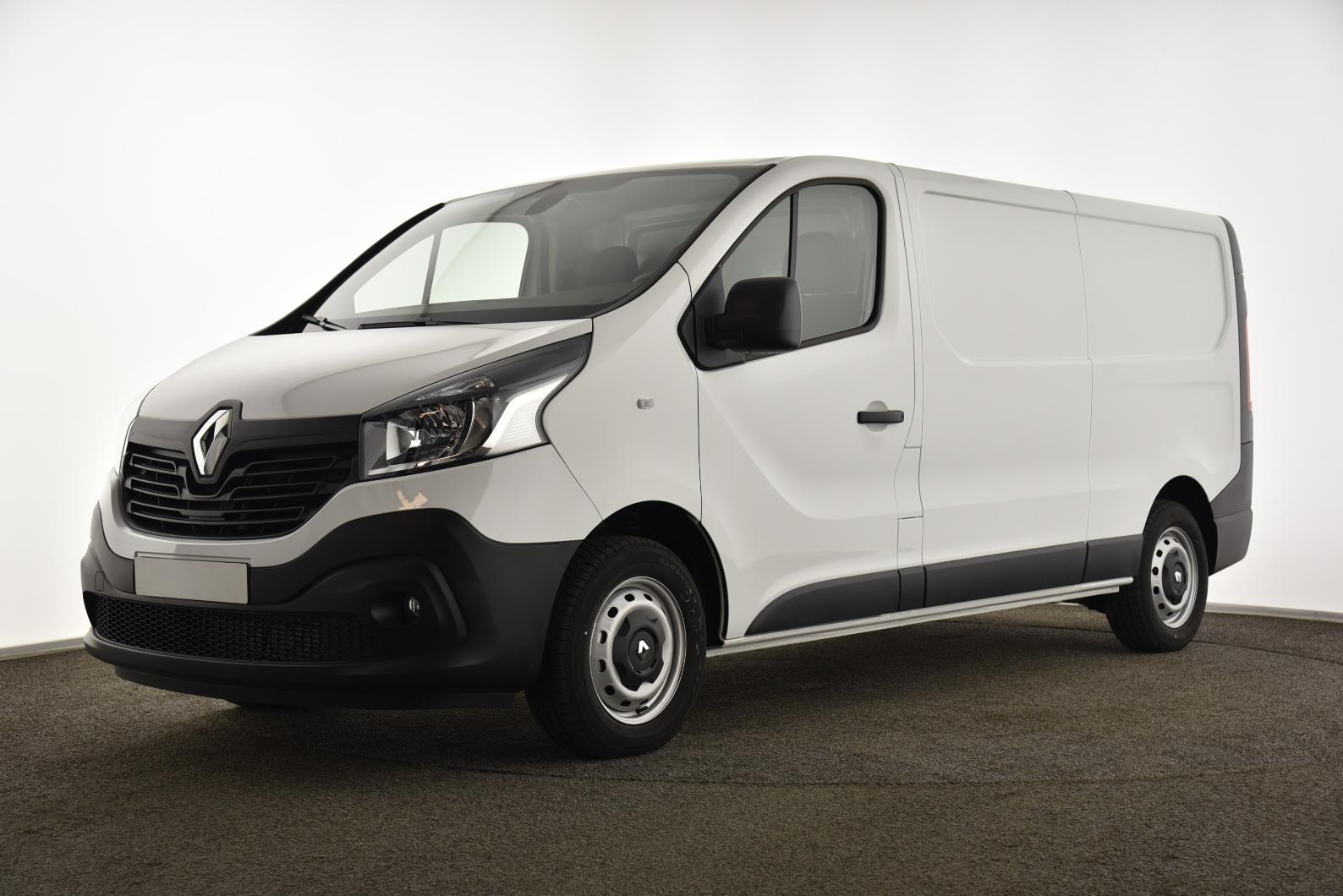 RENAULT TRAFIC FOURGON TRAFIC FGN L2H1 1300 KG DCI 125 ENERGY E6 CONFORT