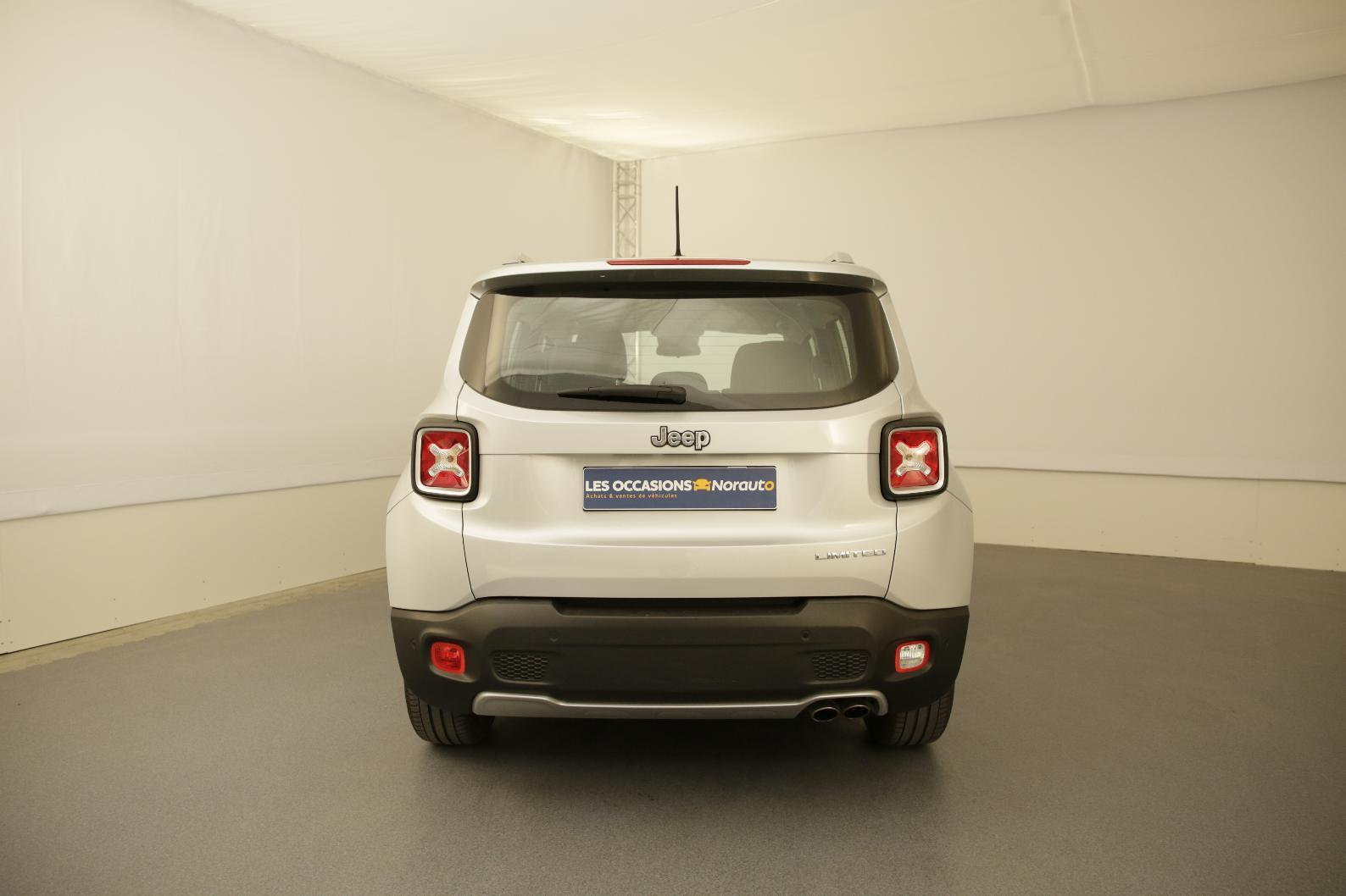 JEEP RENEGADE 1.4 I MultiAir S&S 140 ch Limited