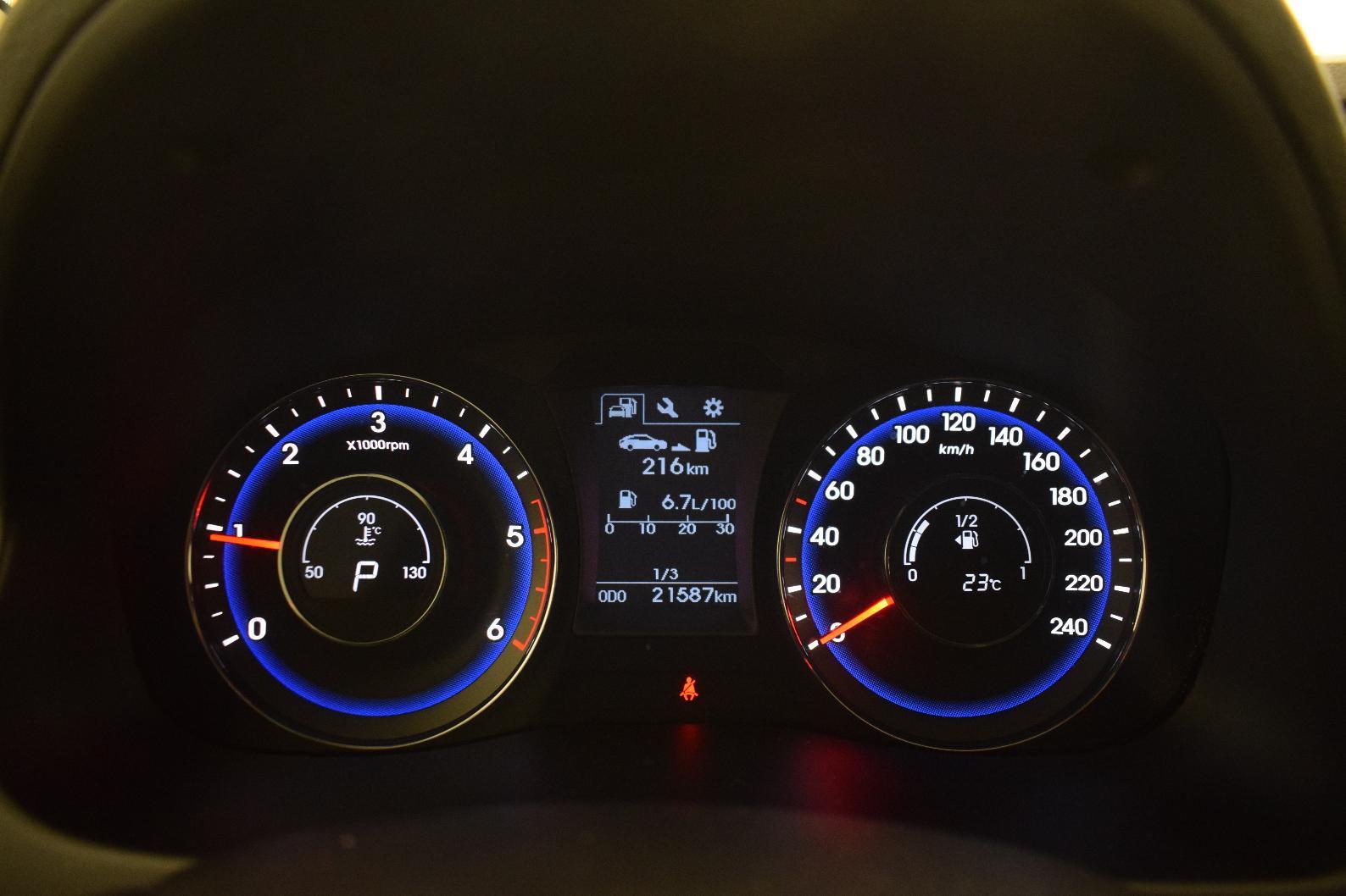 HYUNDAI i40 SW i40 SW 1.7 CRDi 141 Blue Drive DCT-7 Creative