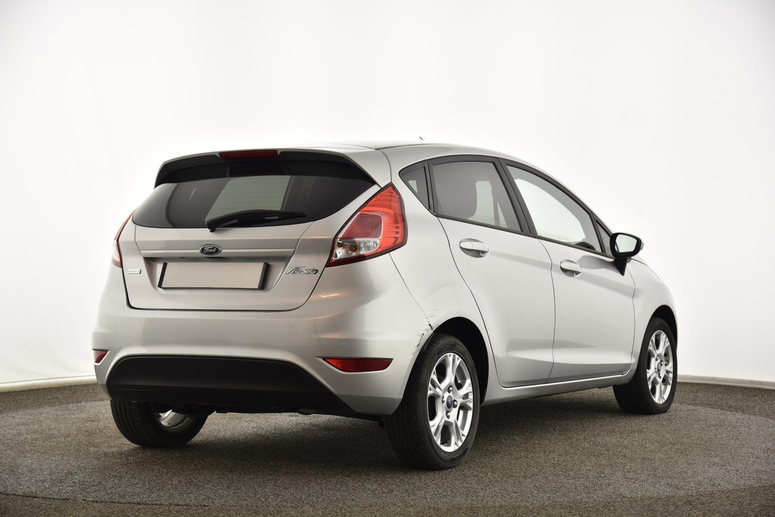 FORD FIESTA 1.0 EcoBoost 100 S&S Edition