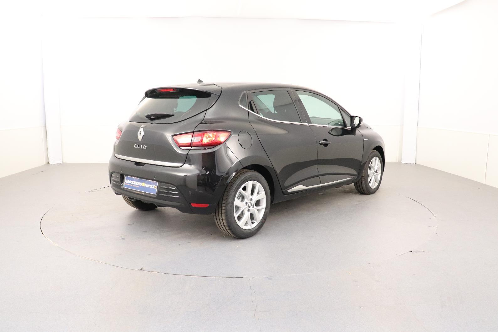 RENAULT CLIO IV Clio TCe 90 E6C Limited