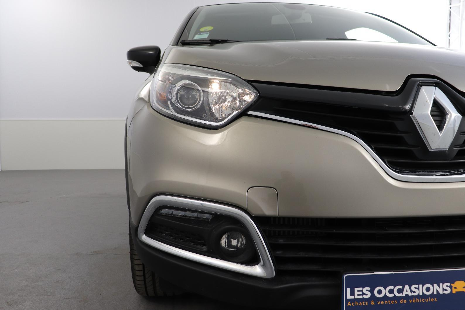 RENAULT CAPTUR dCi 90 Energy ecoé Intens