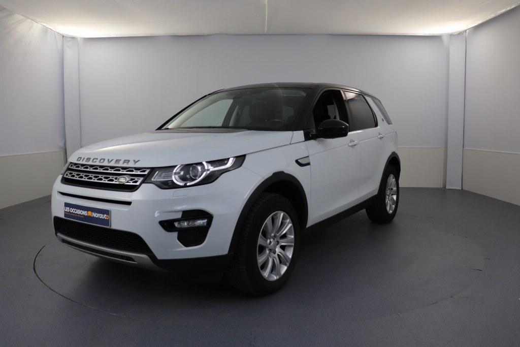 LAND-ROVER DISCOVERY SPORT Discovery Sport Mark III TD4 180ch BVA HSE