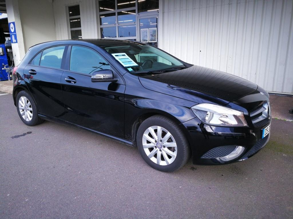 MERCEDES CLASSE A Classe A 160 CDI BlueEFFICIENCY Intuition