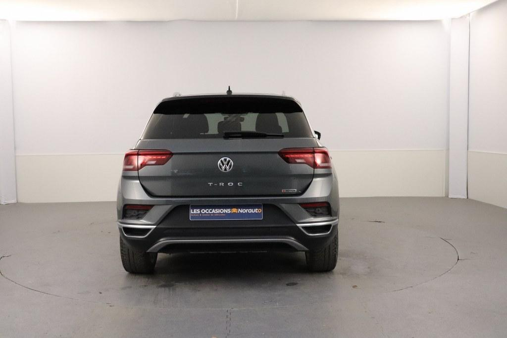 VOLKSWAGEN T-roc 2.0 TSI 190 Start/Stop DSG7 4Motion First Edition