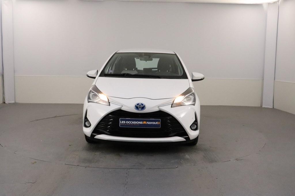 TOYOTA YARIS HYBRIDE LCA 2016 Yaris Hybride 100h Dynamic
