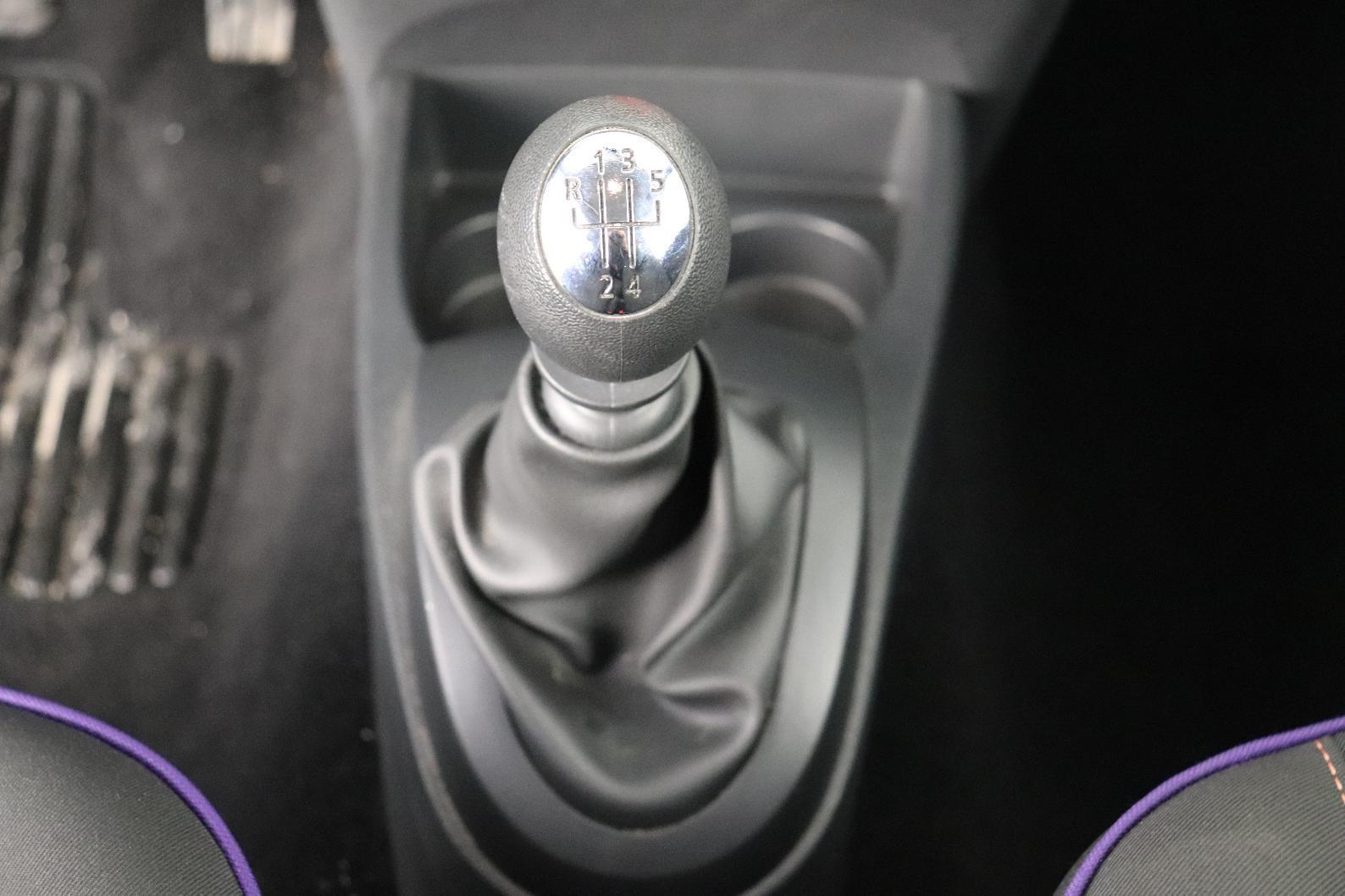 RENAULT TWINGO II Twingo II 1.2 LEV 16v 75 eco2 Purple