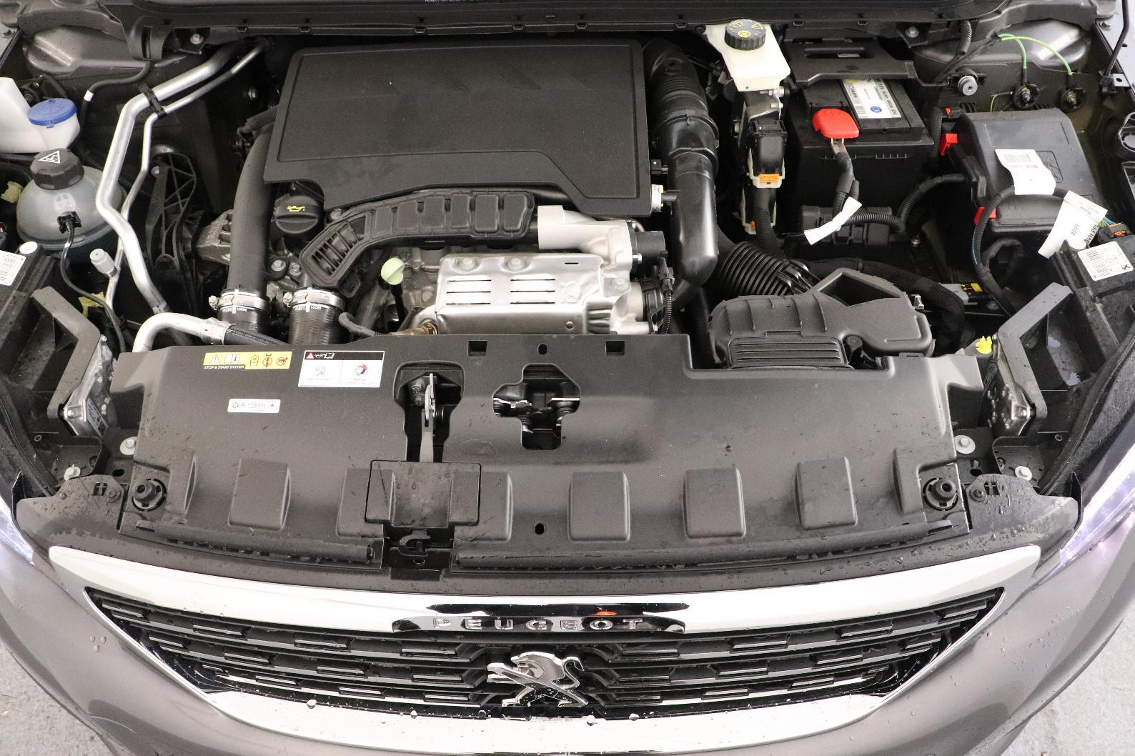 PEUGEOT 308 PureTech 130ch S&S BVM6 Allure