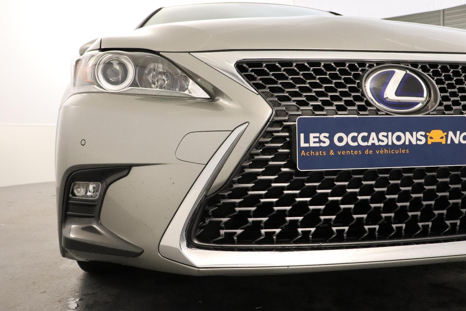Lexus CT 200h Business