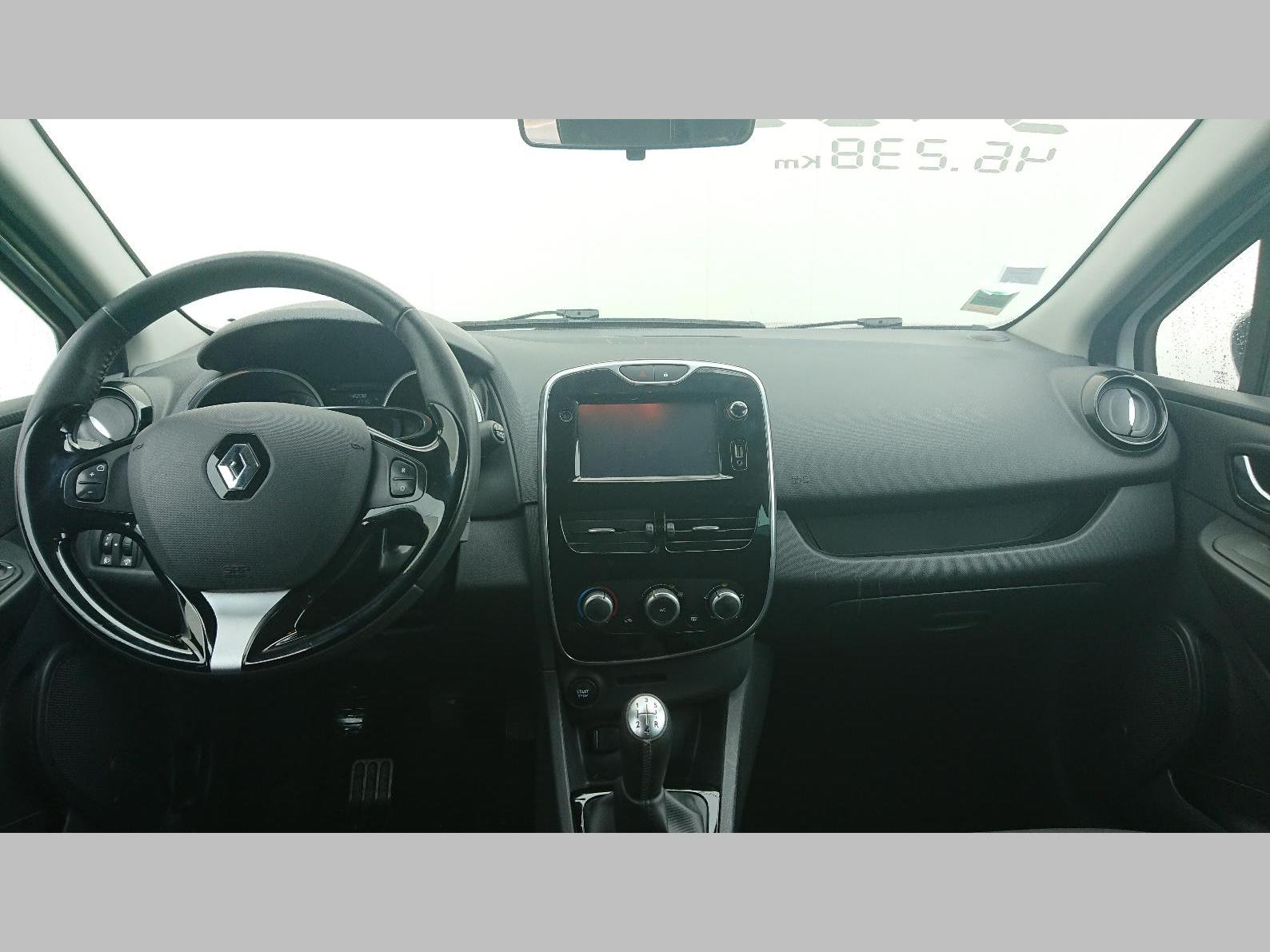 RENAULT CLIO IV Clio IV 1.2 16V 75 Limited