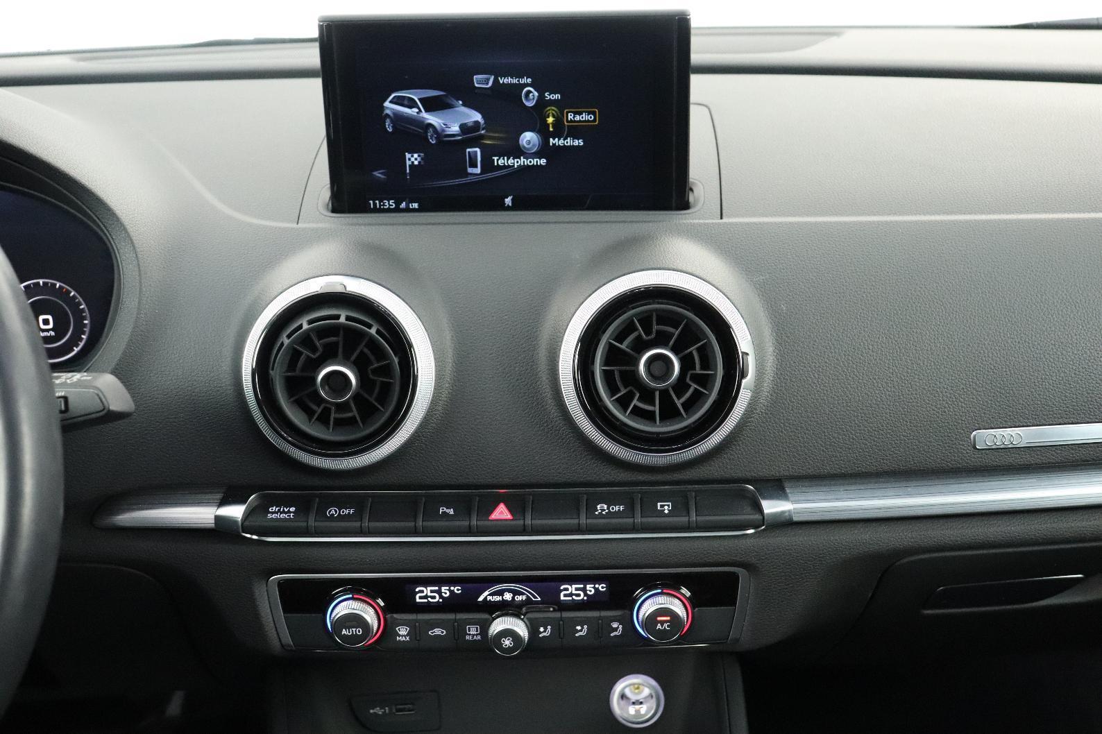 AUDI A3 SPORTBACK A3 Sportback 2.0 TDI 150 S tronic 6 Design Luxe