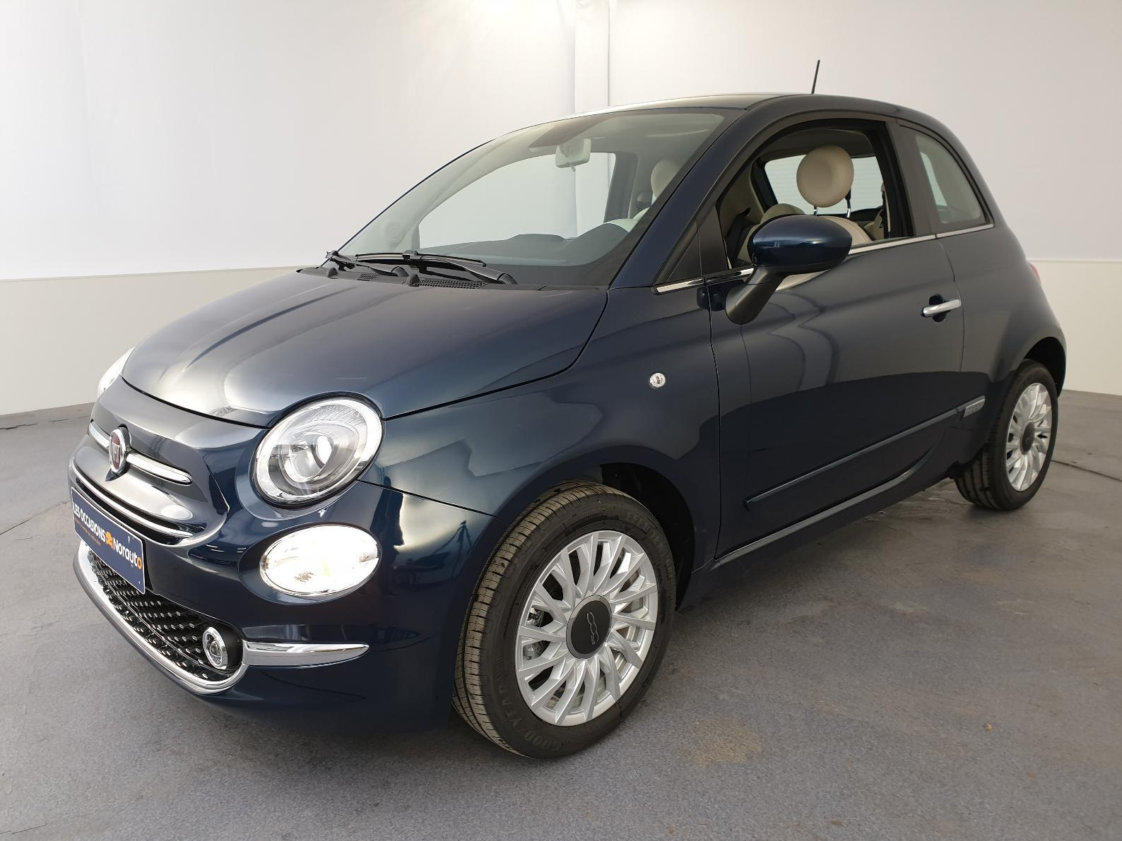 FIAT 500 MY20 SERIE 7 EURO 6D 500 1.2 69 ch Eco Pack S/S Lounge