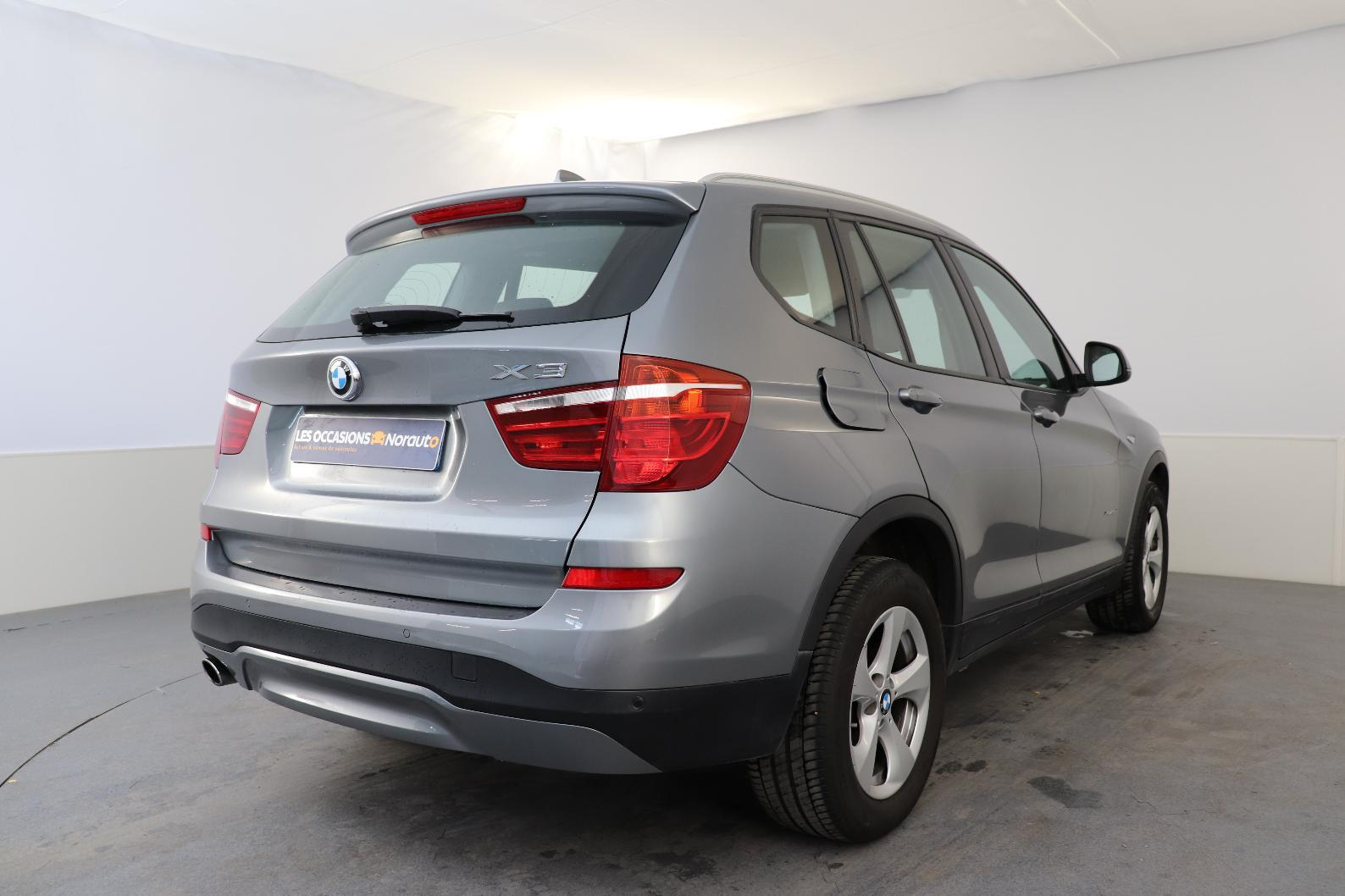 BMW X3 F25 LCI X3 xDrive20d 190ch Lounge Plus A