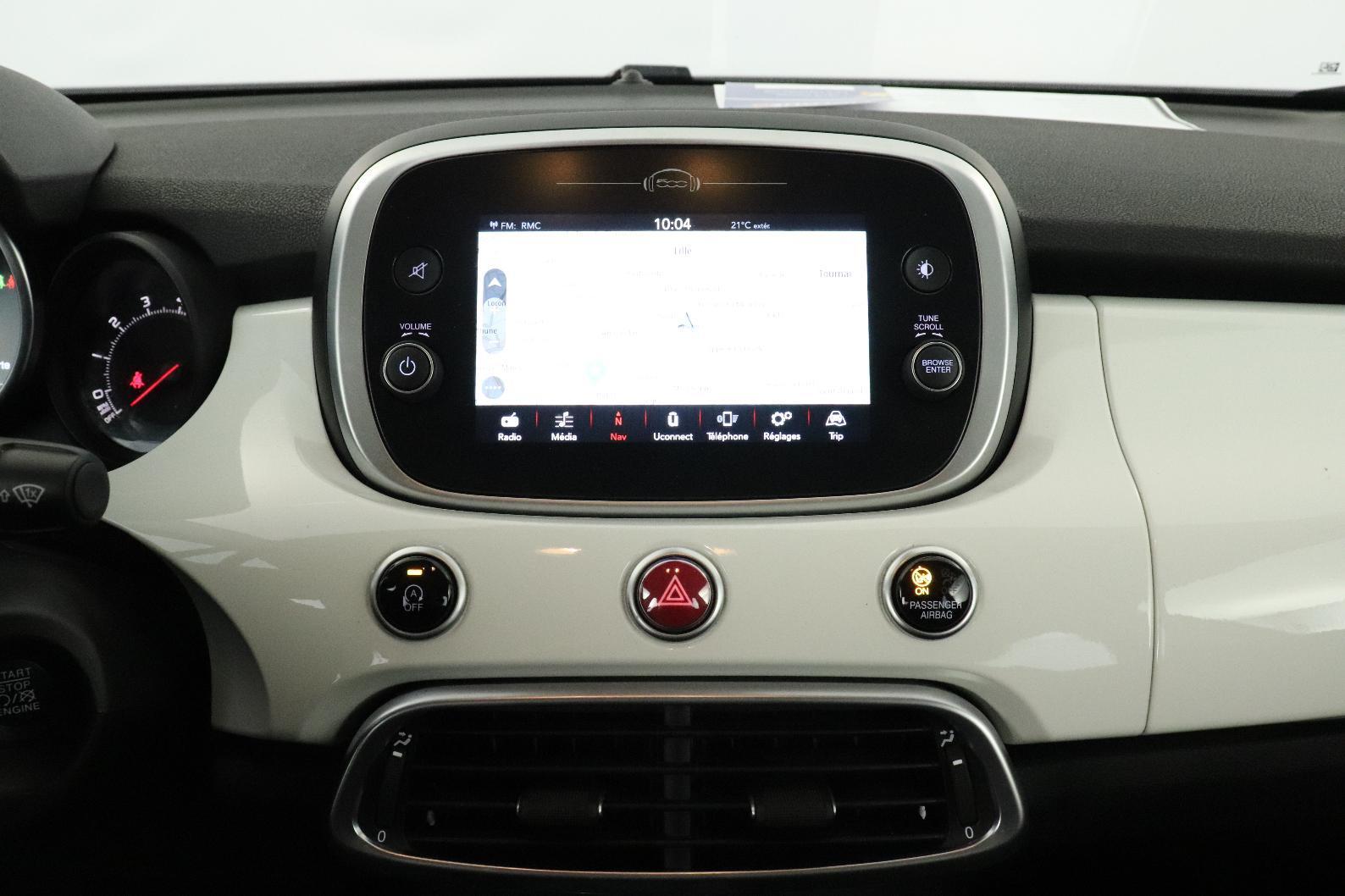 FIAT 500X MY18 500X 1.4 MultiAir 140 ch DCT Lounge