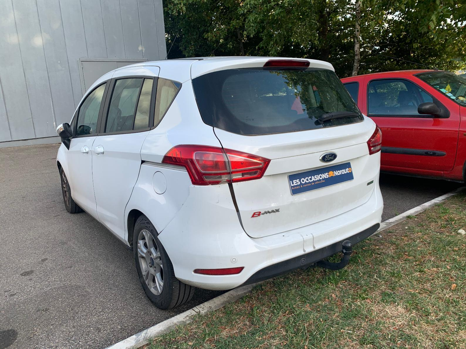 FORD B-MAX 1.0 EcoBoost 100 S&S Trend