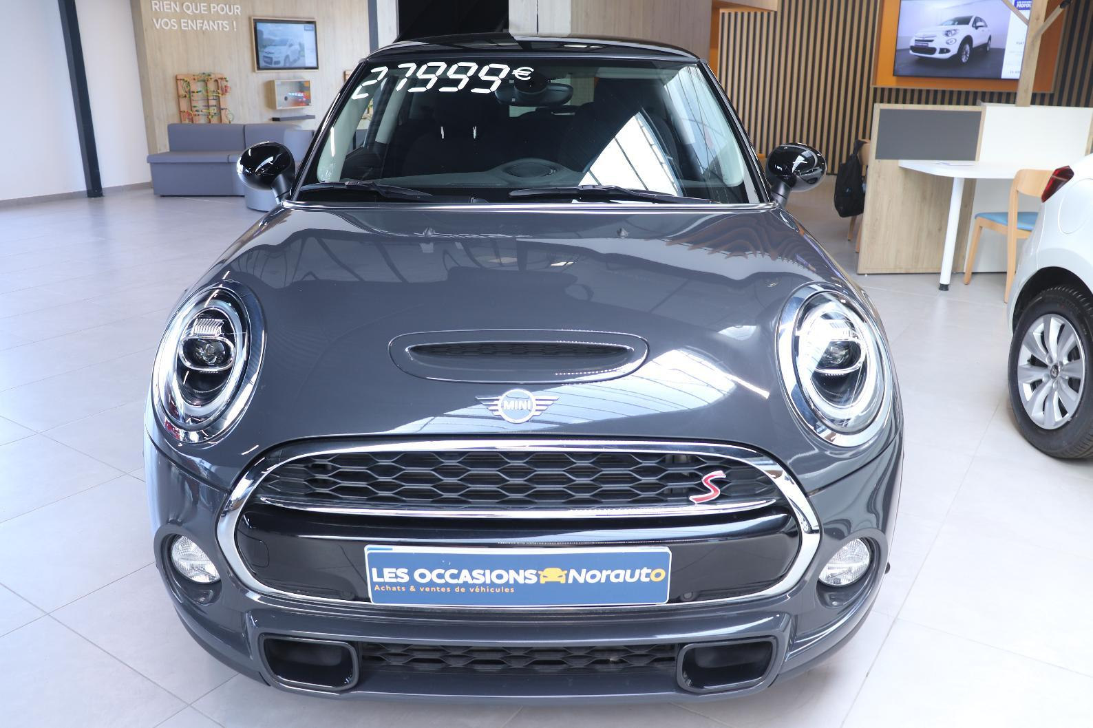 MINI COOPER S 192 CH BVA7 FINITION CHILI