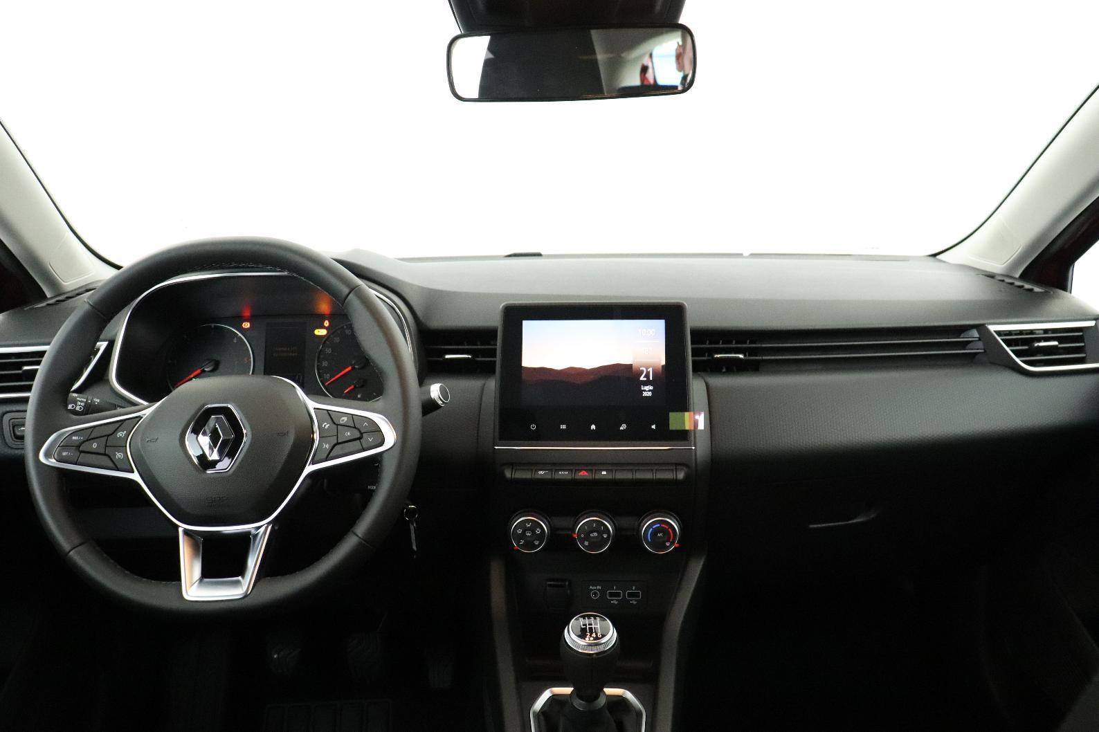 RENAULT CLIO V Clio Blue dCi 85 Zen