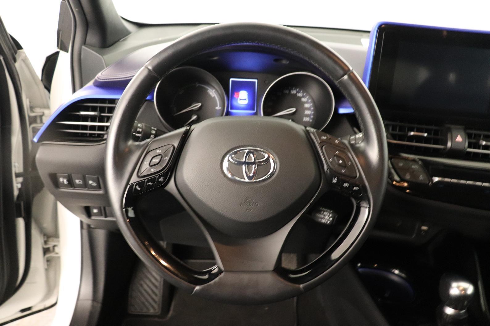 TOYOTA C-HR HYBRIDE C-HR Hybride 122h Graphic