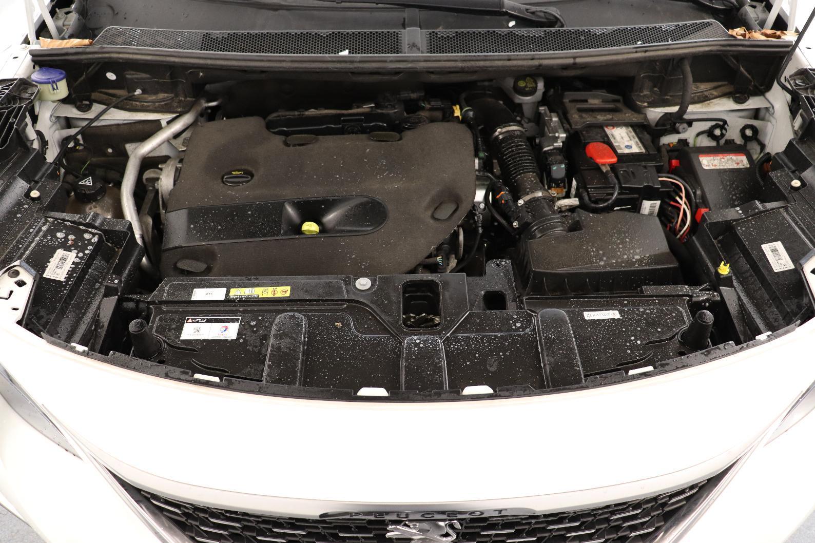 PEUGEOT 3008 2.0 BlueHDi 150ch S&S BVM6 Allure