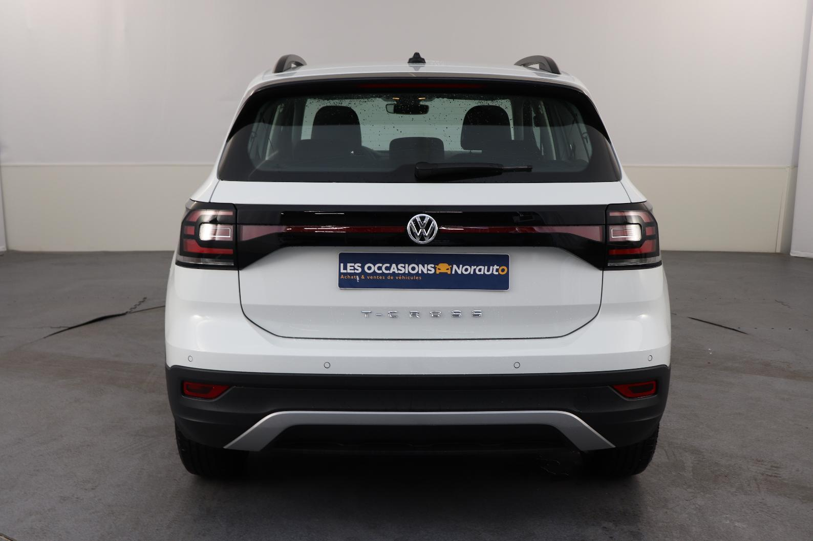 VOLKSWAGEN T-cross 1.0 TSI 115 Start/Stop BVM6 Lounge