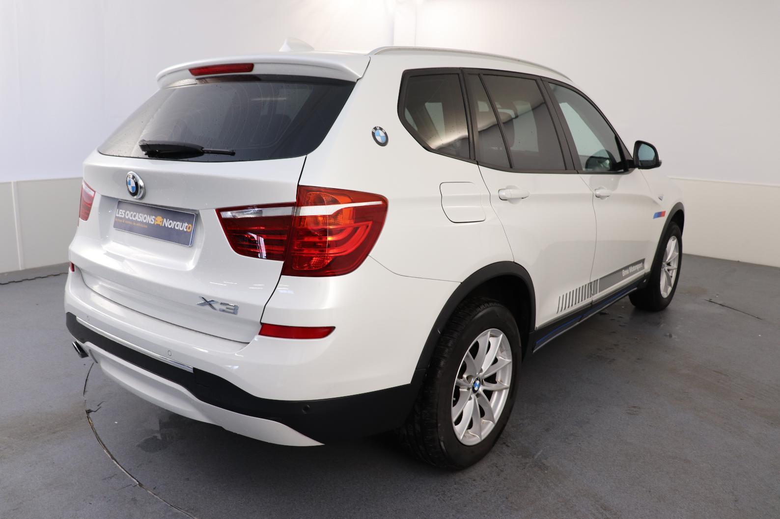 BMW X3 F25 LCI X3 sDrive18d 150ch xLine