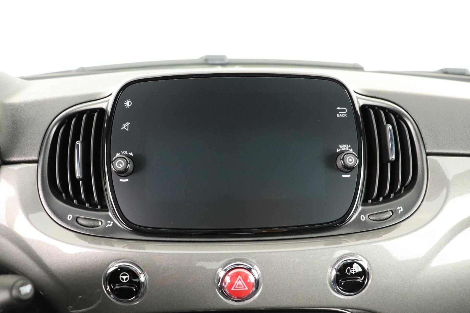 FIAT 500 SERIE 8 EURO 6D-TEMP 500 1.2 69 ch S/S Dualogic Lounge