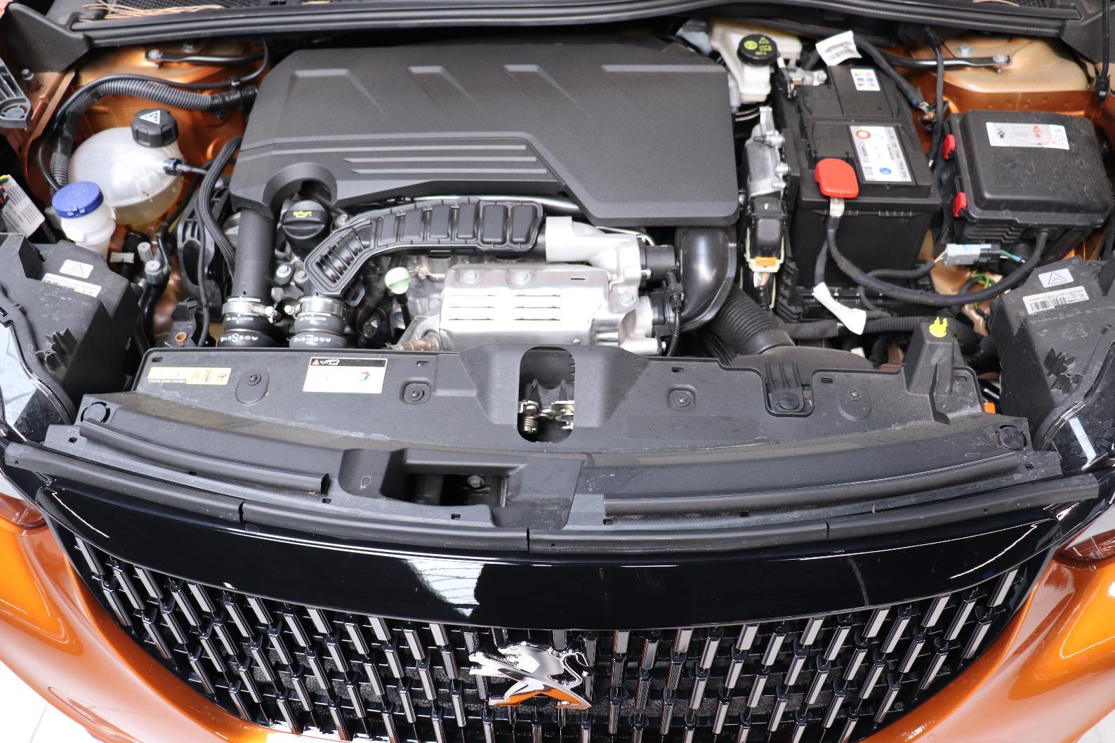 PEUGEOT 2008 PureTech 155 S&S EAT8 GT
