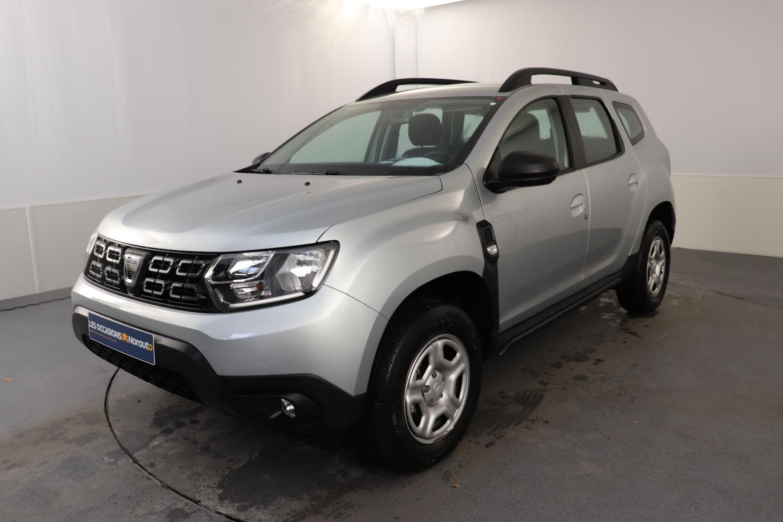 DACIA DUSTER TCE 100 S&S STREETWAY