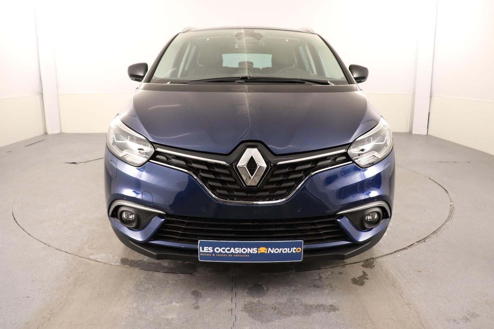 RENAULT Grand Scenic IV Grand Scenic Blue dCi 120 EDC Intens