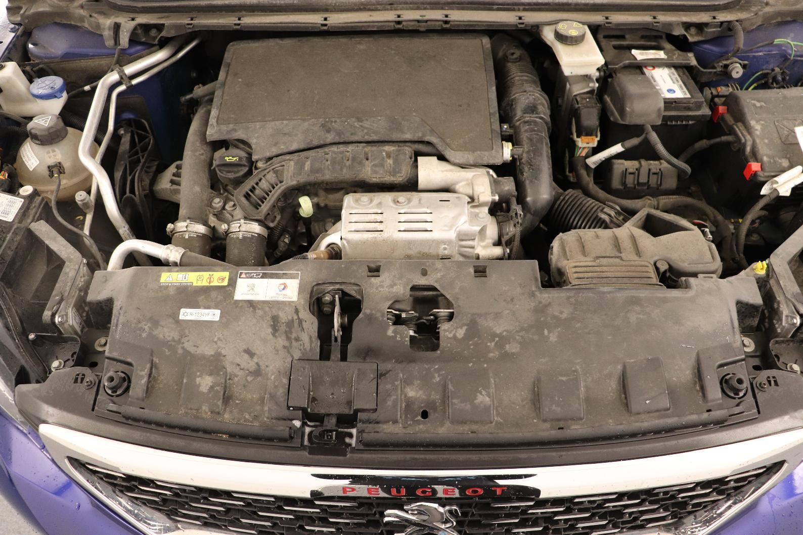 PEUGEOT 308 PureTech 130ch S&S EAT8 GT Line