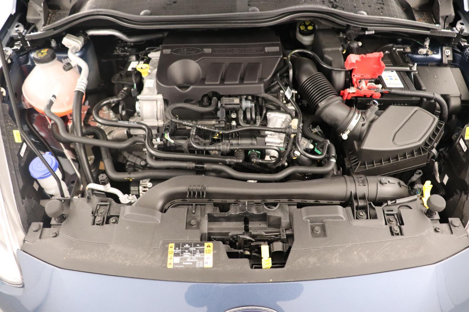 FORD FIESTA 1.0 EcoBoost 125 ch S&S mHEV BVM6 Titanium