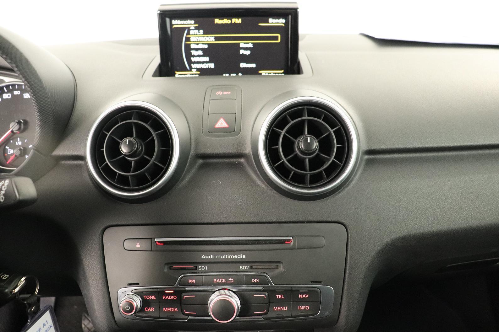 AUDI A1 SPORTBACK A1 Sportback 1.4 TFSI 125 BVM6
