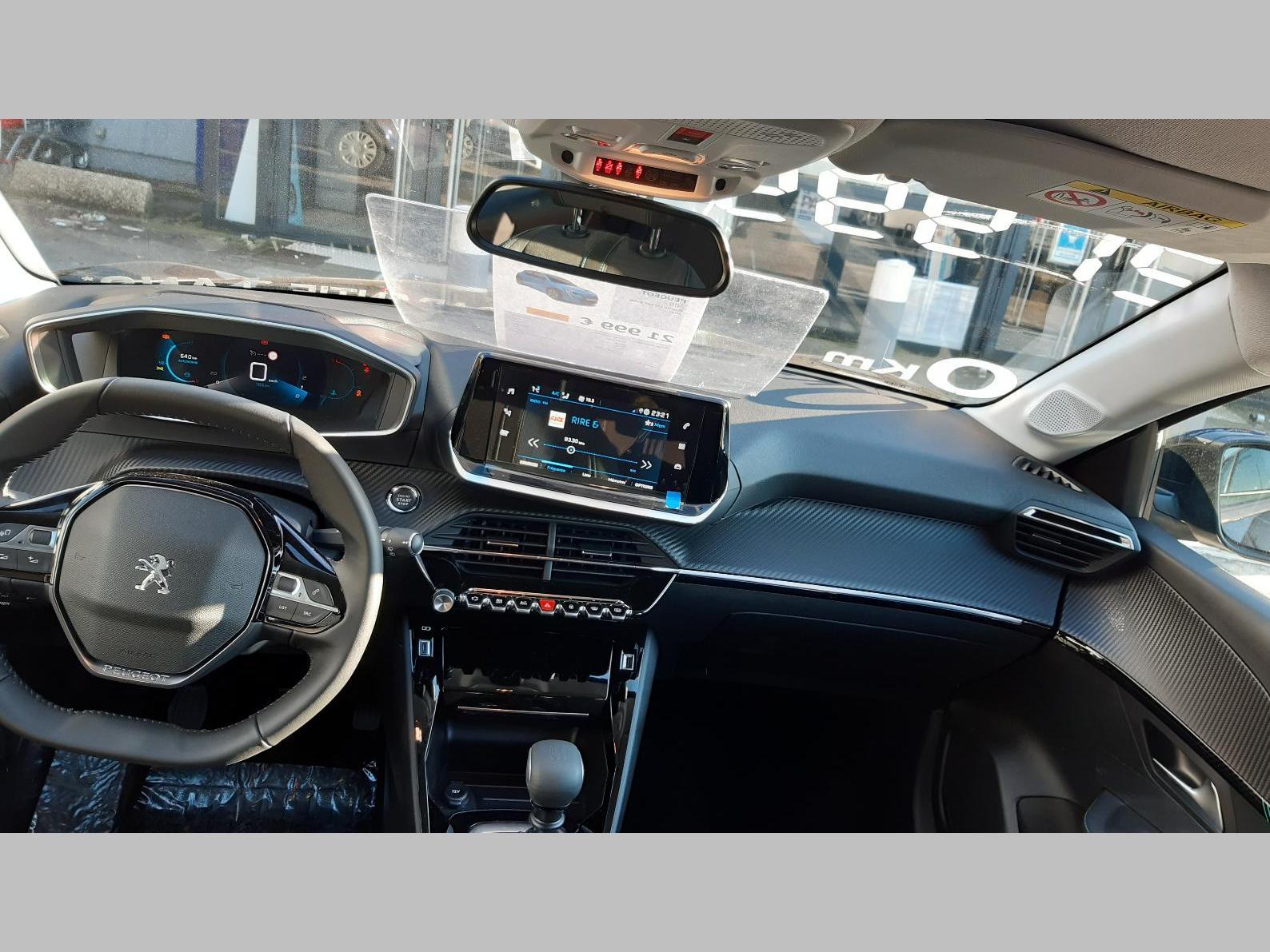 PEUGEOT 208 BlueHDi 100 S&S BVM6 Allure