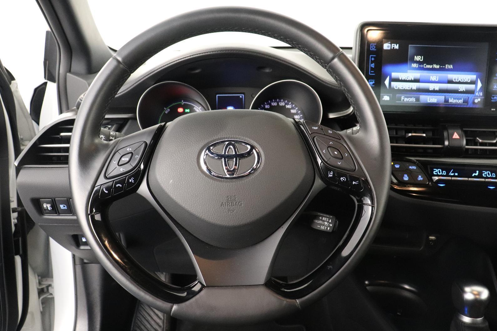 TOYOTA C-HR HYBRIDE C-HR Hybride 122h Dynamic