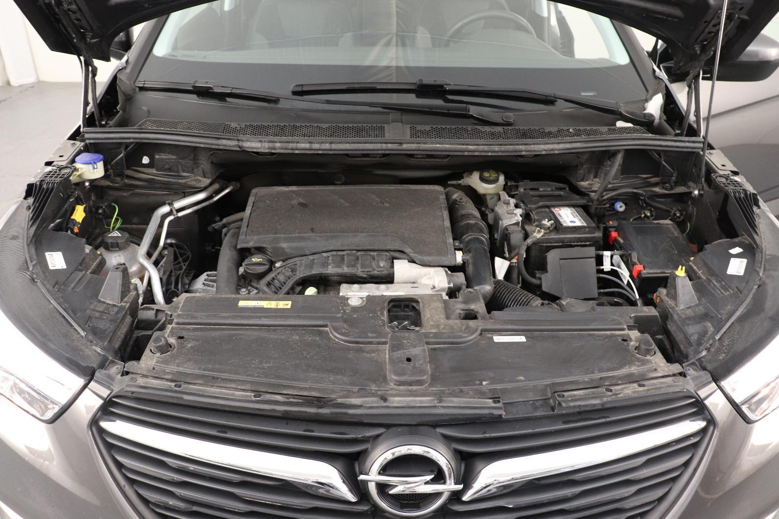 OPEL Grandland X Grandland X 1.2 Turbo 130 ch BVA8 Innovation