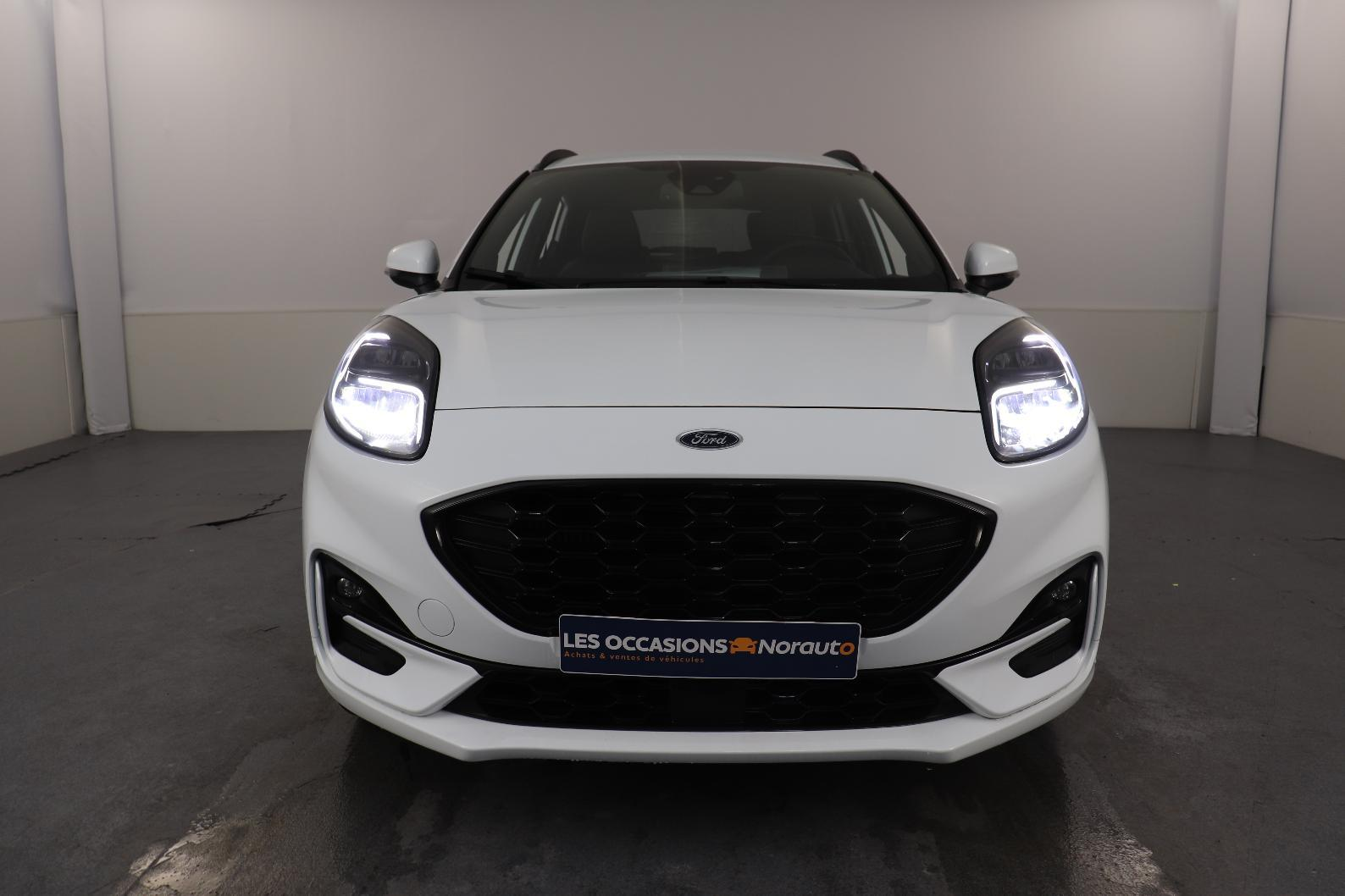 FORD PUMA 1.0 EcoBoost 125 ch mHEV S&S BVM6 ST-Line X
