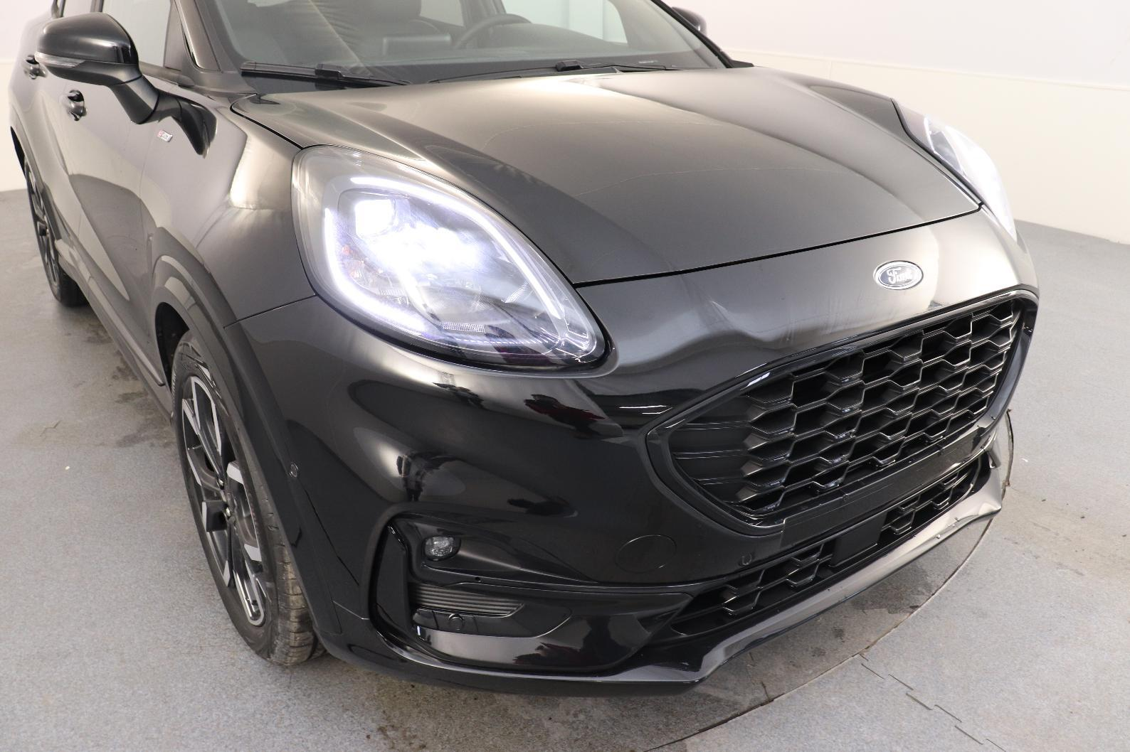 FORD PUMA 1.0 EcoBoost 155 ch mHEV S&S BVM6 ST-Line X