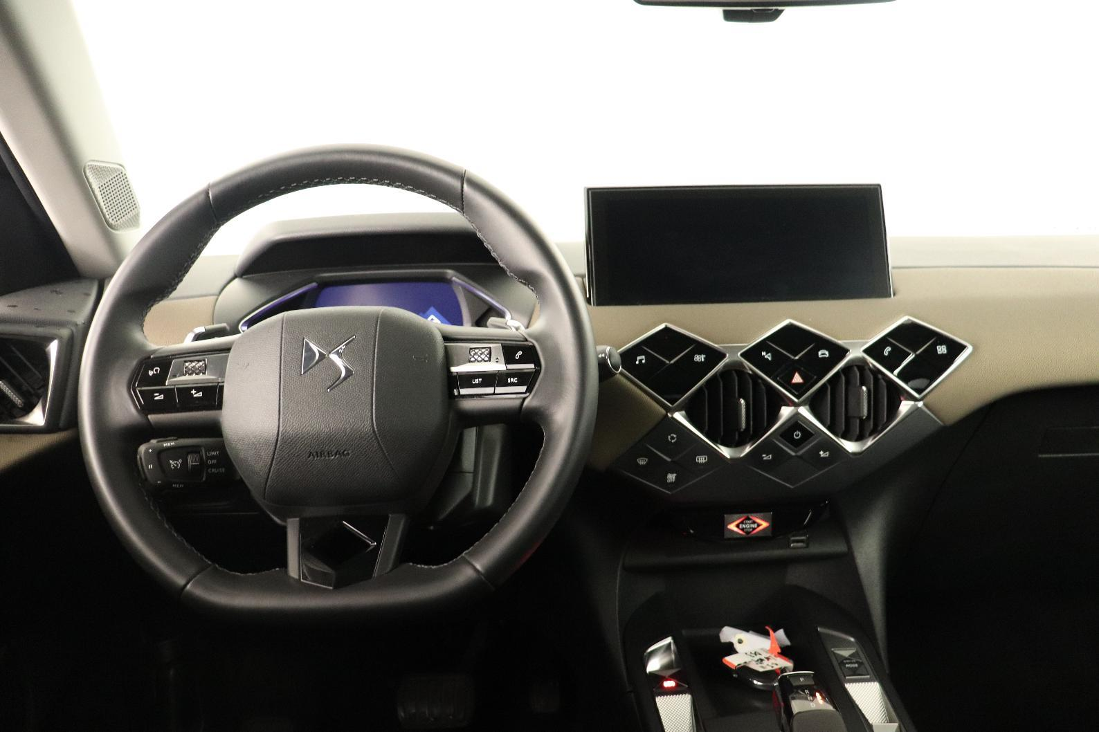 DS DS3 Crossback PURETECH 130CH SO CHIS EAT 8 WHISPER