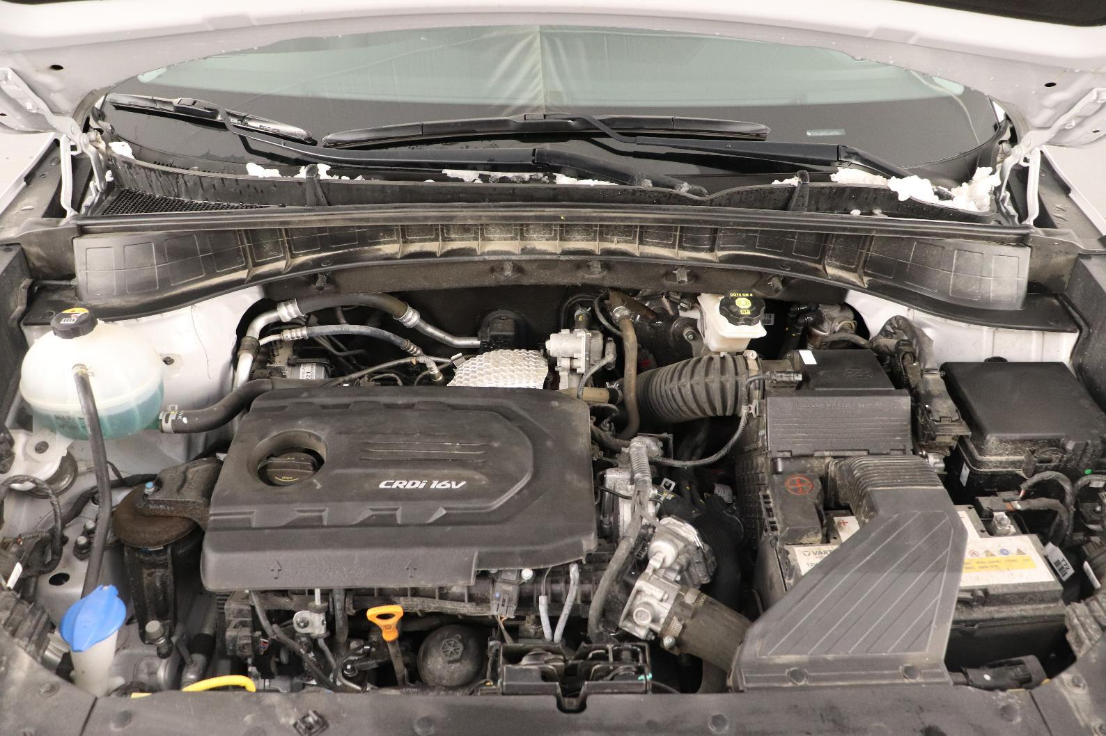 HYUNDAI TUCSON 1.7 CRDi 141 2WD DCT-7 Executive