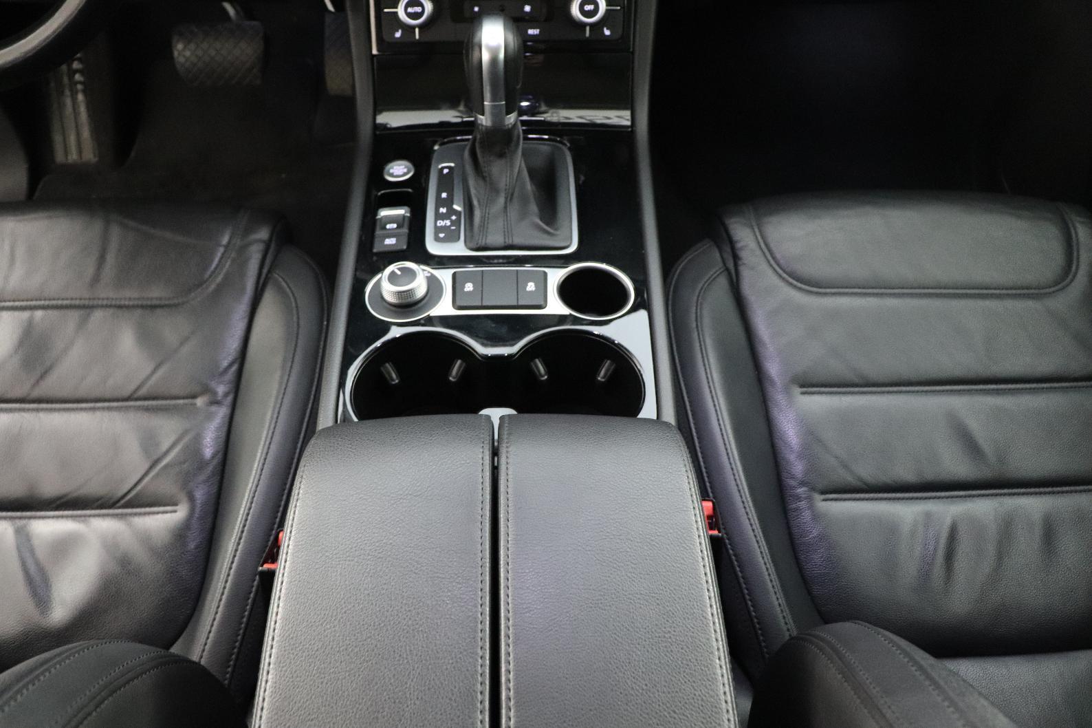 VOLKSWAGEN TOUAREG 3.0 V6 TDI 204 4Motion BlueMotion Technology Carat Edition A