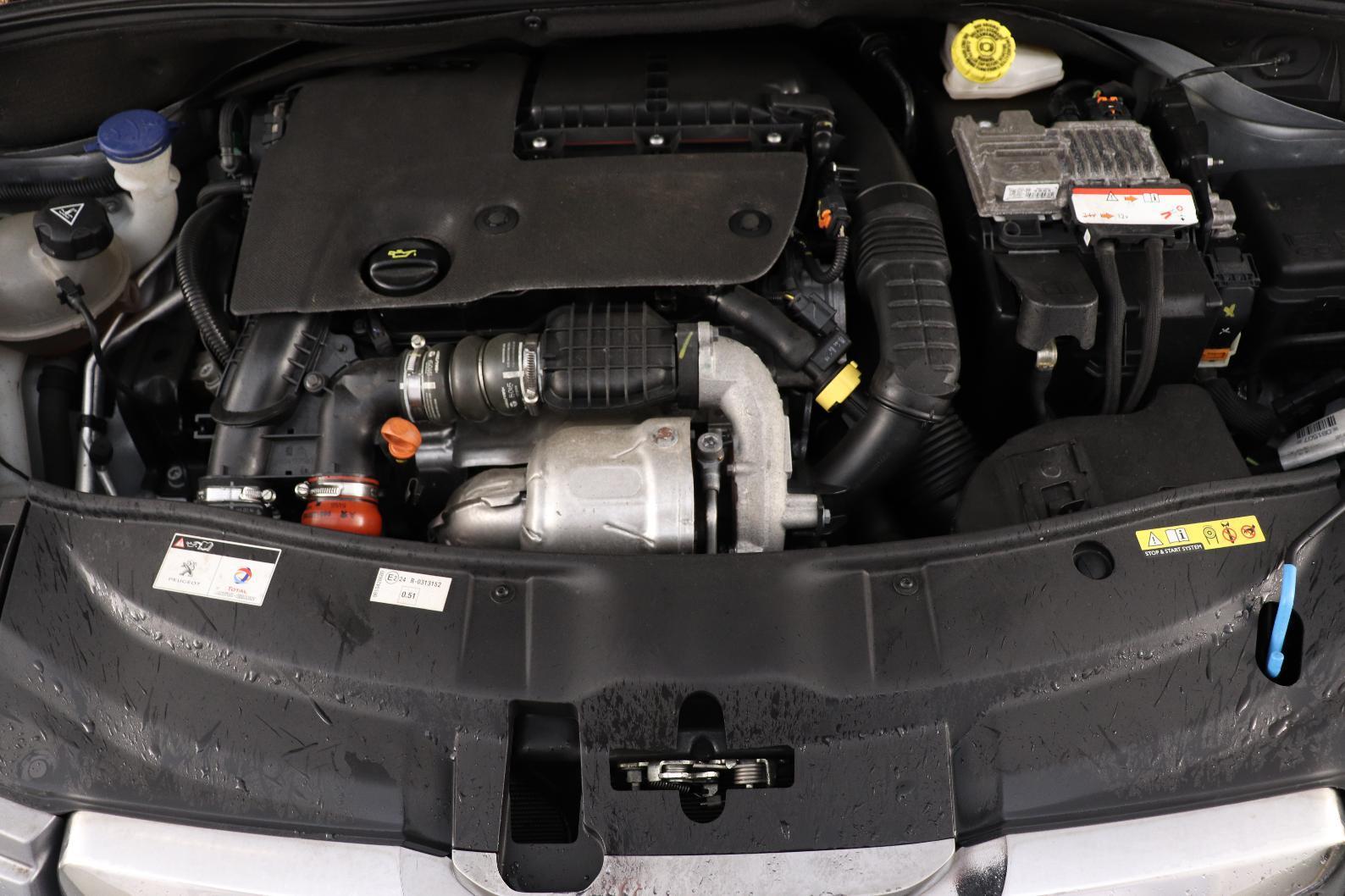 PEUGEOT 2008 1.6 BlueHDi 120ch S&S BVM6 Allure