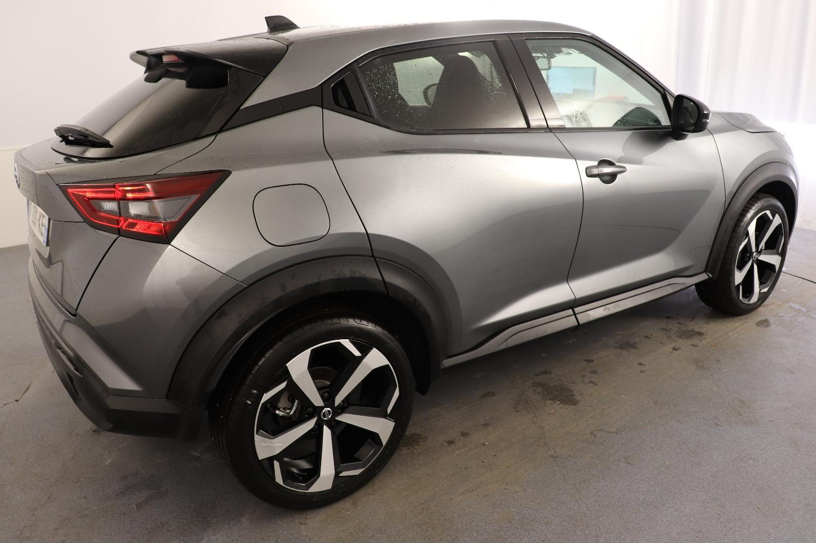 NISSAN JUKE N-CONNECTA DIG-T 117 DCT - Les Occasions Norauto
