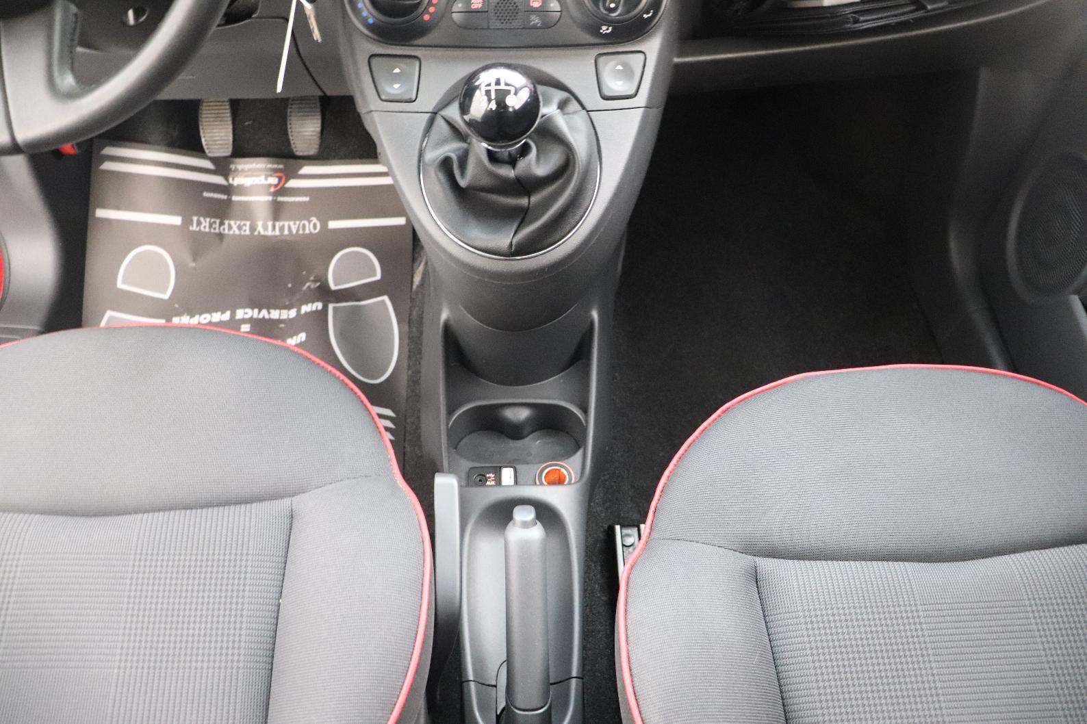FIAT 500 SERIE 3 500 1.2 8V 69 ch Lounge