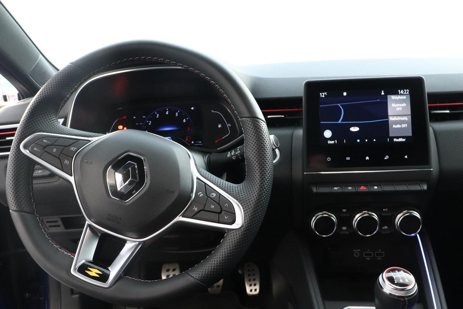 RENAULT CLIO V Clio TCe 100 RS Line
