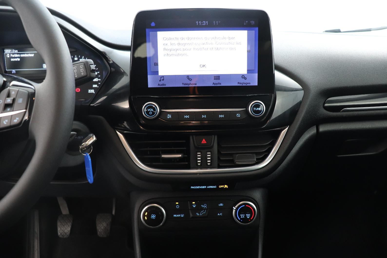 FORD FIESTA 1.0 EcoBoost 95 ch S&S BVM6 Connect Business