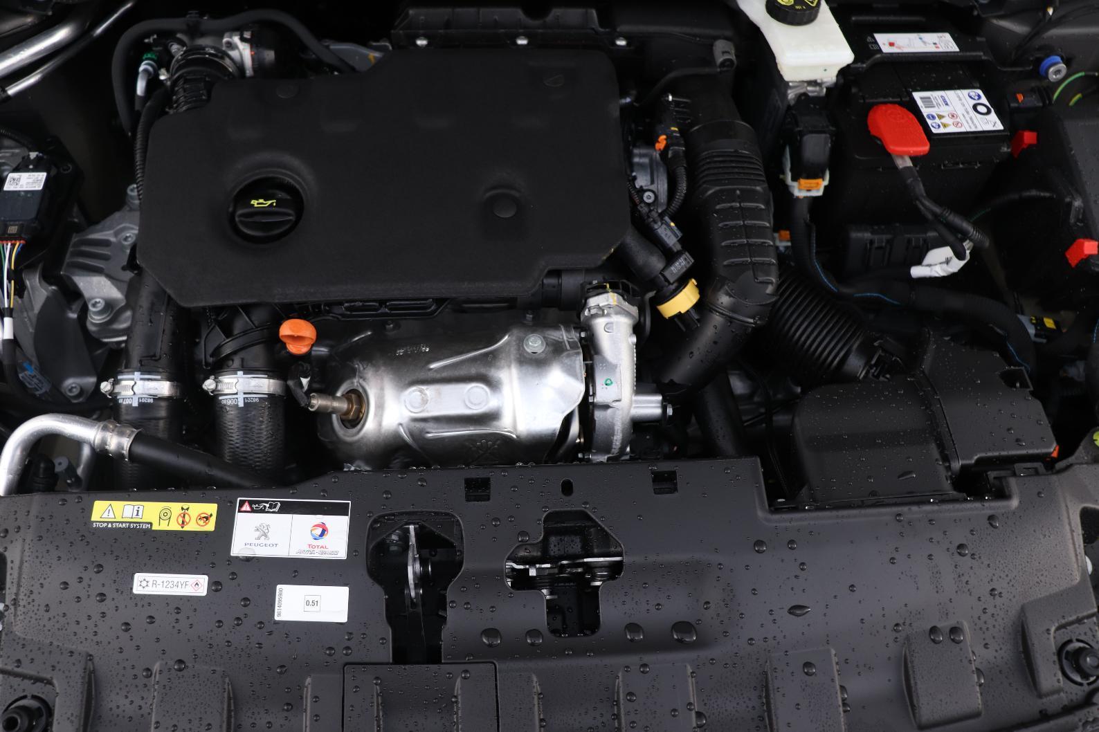 PEUGEOT 308 BlueHDi 130ch S&S BVM6 Allure Pack