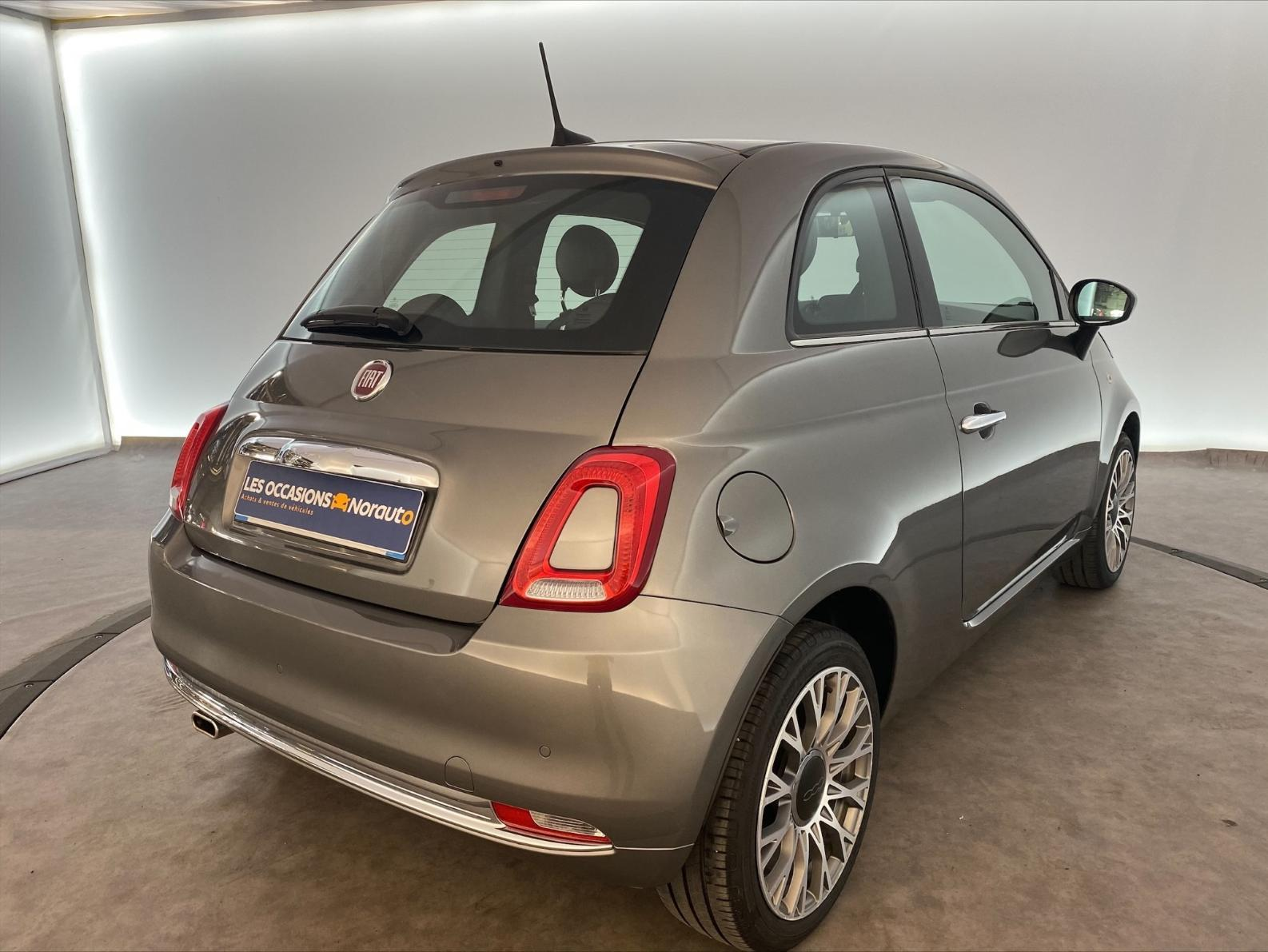 FIAT 500 MY20 SERIE 7 EURO 6D 500 1.2 69 ch Eco Pack S/S Star