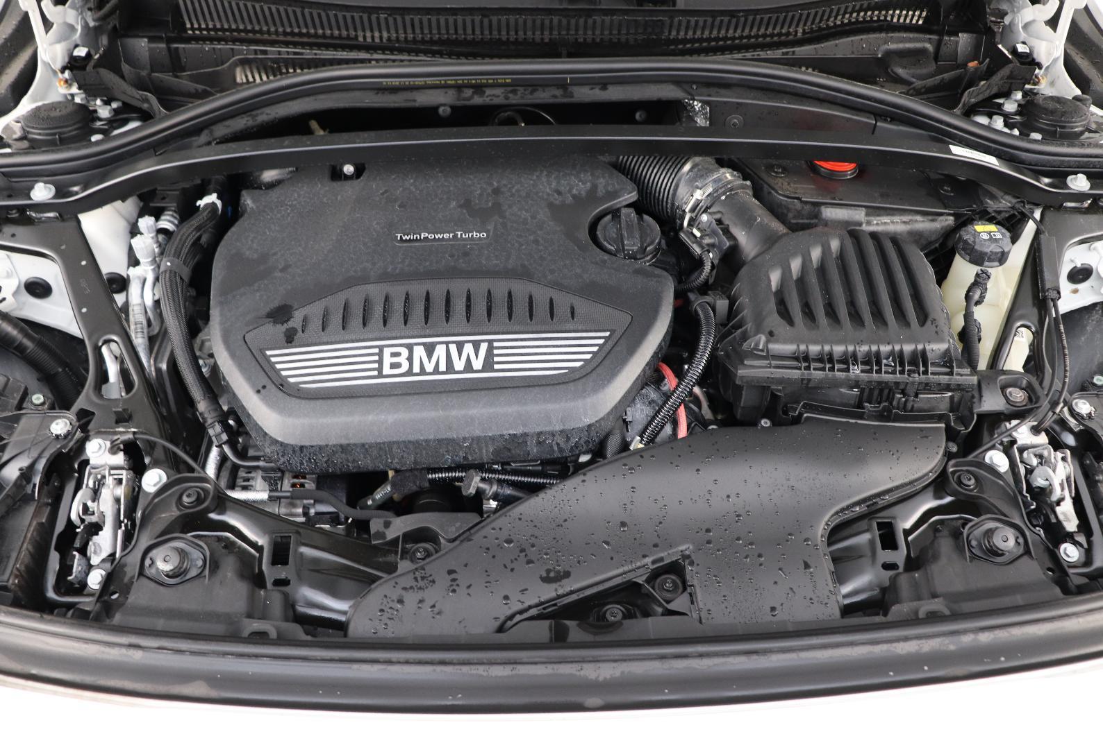 BMW Serie 1 F40 118d 150 ch BVA8 Luxury