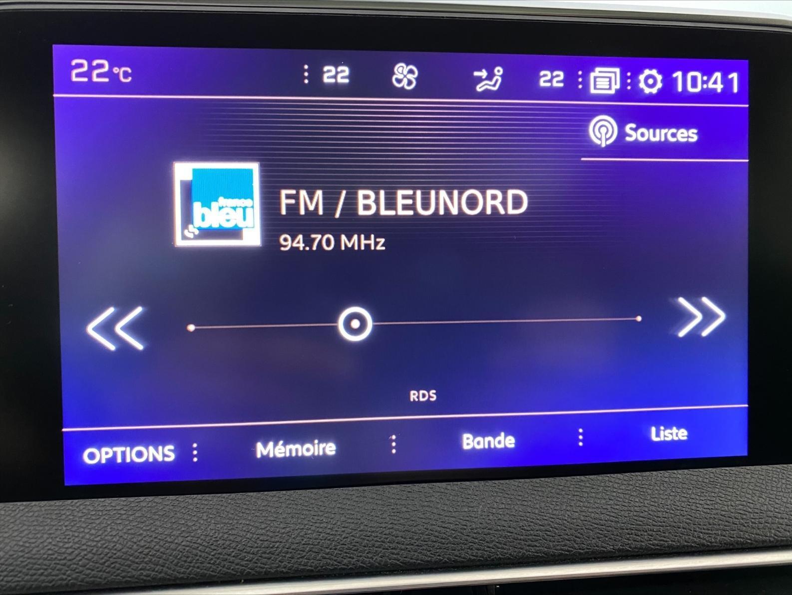 PEUGEOT 3008 1.6 BlueHDi 120ch S&S EAT6 GT Line