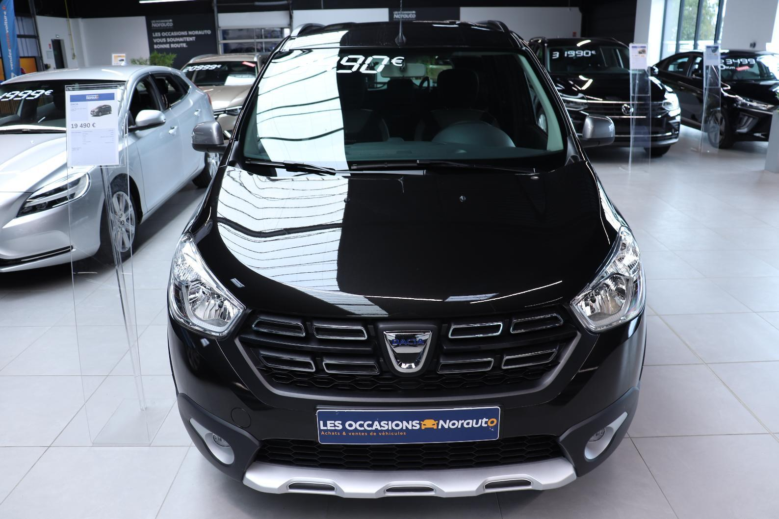 DACIA LODGY Blue dCi 115 7 places Stepway